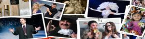 Las Vegas Convention trade show Las vegas photographer collage