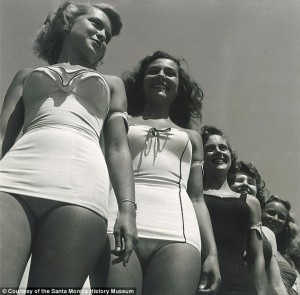 Beauty pageant las vegas photographer 1950