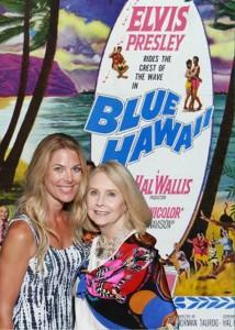 Elvis Presley Blue Hawaii Darlene Tompkins, The Kings Ransom
