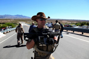 Bundy Stand off Bunkerville NV 2014