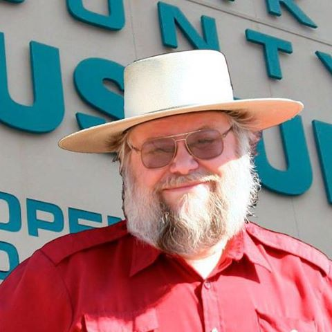 Mark Hall Patton 'Pawn Stars' Clark County Museum