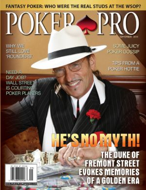 duke poker pro sept 2010  Las Vegas Photographer